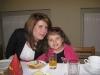 Nasza Klaudia z siostrzenicą.